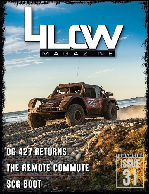 4Low Magazine Issue31 Cover