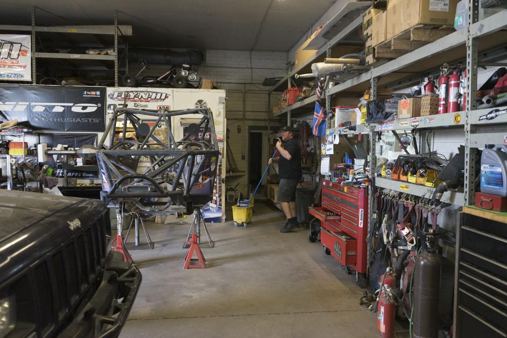 Garage Rehab: The Rising in Phoenix
