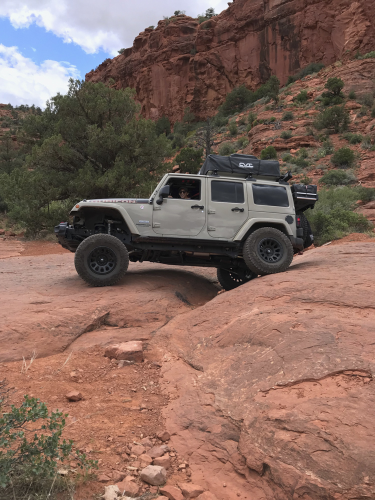 overlanding trip to the Grand Canyon